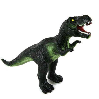 Child Soft Plastic Tyrannosaurus Dinosaur Model Toy