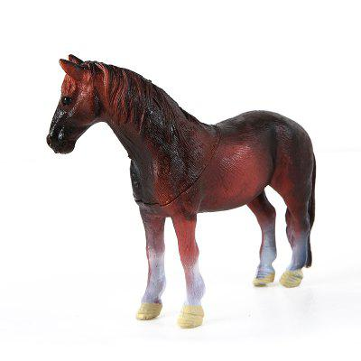 Horse Static Model Toy Decoration