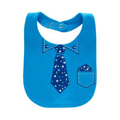 Wuawua  Comfortable Cotton Baby Bib 5pcsbaby clothing accessories<br>Wuawua  Comfortable Cotton Baby Bib 5pcs<br><br>Gender: Boy<br>Item Type: Bibs &amp; Burp Cloths<br>Material: Cotton<br>Packabe Contents: 5 x Bib<br>Package size (L x W x H): 1.00 x 1.00 x 1.00 cm / 0.39 x 0.39 x 0.39 inches<br>Package weight: 0.1000 kg<br>Pattern: Solid<br>Scarf Size ( cm ): 17 x 28<br>Suitable Age: 0-1 year old
