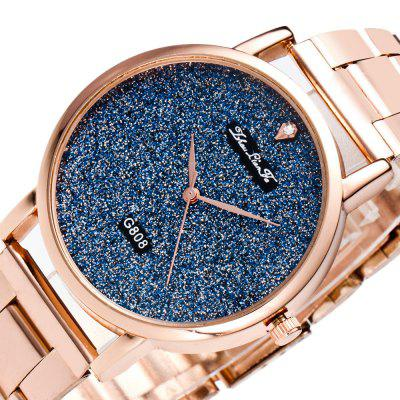 ZhouLianFa New Brand Rose Gold Strap Luxury Blue Quartz Watch with Gift Box and BeadsWomens Watches<br>ZhouLianFa New Brand Rose Gold Strap Luxury Blue Quartz Watch with Gift Box and Beads<br><br>Band material: Stainless Steel<br>Band size: 23 x 2cm<br>Brand: ZhouLianFa<br>Case material: Alloy<br>Clasp type: Folding clasp with safety<br>Dial size: 4 x 4 x 1cm<br>Display type: Analog<br>Movement type: Quartz watch<br>Package Contents: 1 x Watch, 1 x Box, 1 x String of Beads<br>Package size (L x W x H): 12.00 x 8.00 x 9.00 cm / 4.72 x 3.15 x 3.54 inches<br>Package weight: 0.1500 kg<br>Product size (L x W x H): 23.00 x 4.00 x 1.00 cm / 9.06 x 1.57 x 0.39 inches<br>Product weight: 0.0600 kg<br>Shape of the dial: Round<br>Watch mirror: Mineral glass<br>Watch style: Business, Casual, Fashion, Retro, Outdoor Sports, Childlike, Classic<br>Watches categories: Women,Female table<br>Water resistance: No