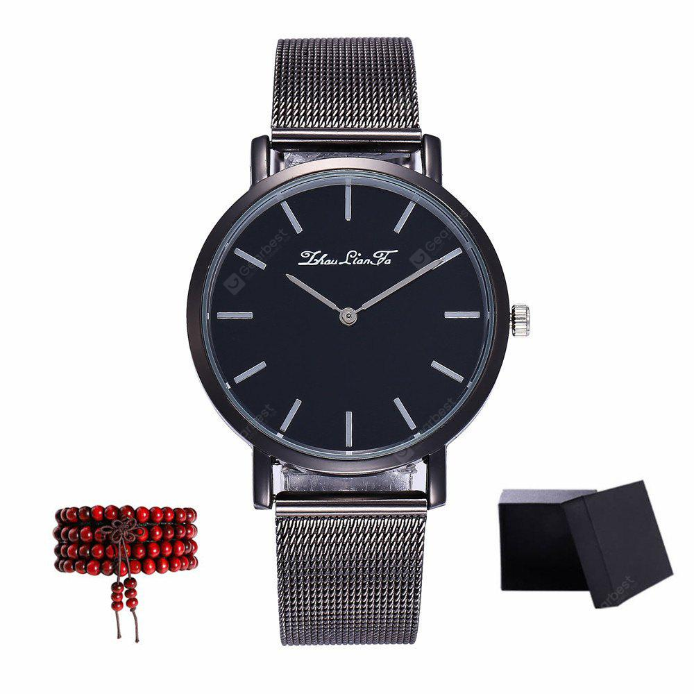 Kingou New Net with Pure Quartz Watch with Gift Box and Beads - 0.00 ... 7e44199646