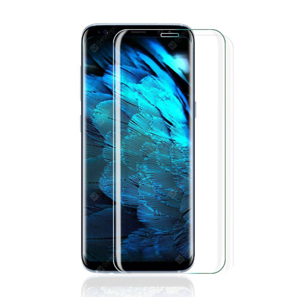 Screen Protector for Samsung Galaxy S8 Plus HD Full Coverage High Clear Premium Tempered Glass