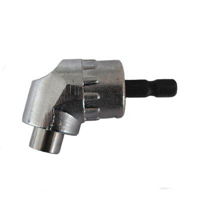 105 Degree Angle Bit Holder Screwdriver with Lock Quick Release