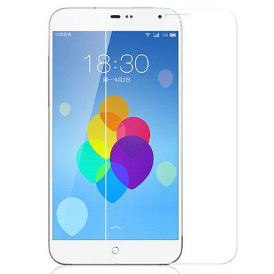 Hat Prince 0.26mm Tempered Glass Screen Protector for Meizu MX3Screen Protectors<br>Hat Prince 0.26mm Tempered Glass Screen Protector for Meizu MX3<br><br>Features: Anti scratch, Anti-oil, Protect Screen<br>Mainly Compatible with: MEIZU<br>Material: Tempered Glass<br>Package Contents: 1 x Protective Screen, 2 x Wipe, 1 x Retail Packaging Box<br>Package size (L x W x H): 10.00 x 3.00 x 1.00 cm / 3.94 x 1.18 x 0.39 inches<br>Package weight: 0.0100 kg<br>Surface Hardness: 9H<br>Thickness: 0.26mm<br>Type: Screen Protector