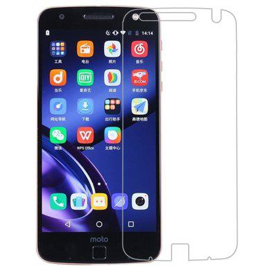 Hat Prince 0.26mm Tempered Glass Screen Protector for MOTO ZScreen Protectors<br>Hat Prince 0.26mm Tempered Glass Screen Protector for MOTO Z<br><br>Features: Anti scratch, Anti-oil, Protect Screen<br>Material: Tempered Glass<br>Package Contents: 1 x Protective Screen, 2 x Wipe, 1 x Retail Packaging Box<br>Package size (L x W x H): 10.00 x 3.00 x 0.50 cm / 3.94 x 1.18 x 0.2 inches<br>Package weight: 0.0100 kg<br>Surface Hardness: 9H<br>Thickness: 0.26mm<br>Type: Screen Protector
