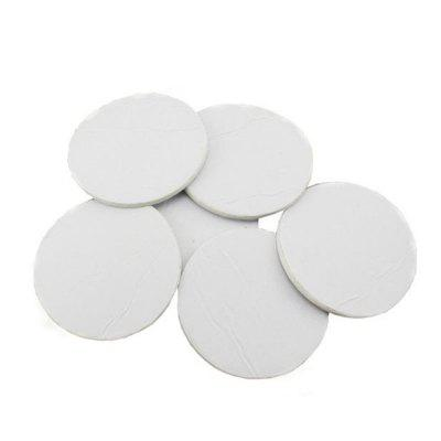 40 Mm Round Double Sided Tape Pad Mounting Auto Car Decorative Article Wall Pendant Home Use