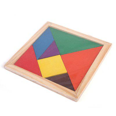 Early Childhood Educational Toys Tangram Building Blocks
