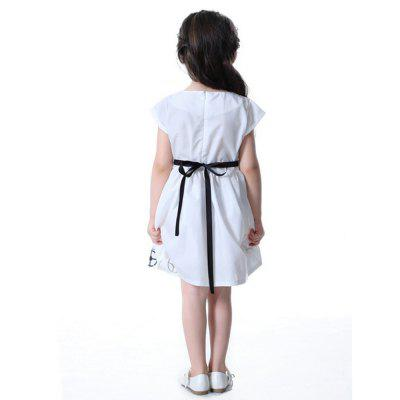 New Fashion Digital Print Princess SkirtGirls dresses<br>New Fashion Digital Print Princess Skirt<br><br>Dresses Length: Knee-Length<br>Material: Cotton<br>Package Contents: 1 x Dress<br>Pattern Type: Character<br>Silhouette: A-Line<br>Style: British<br>Weight: 0.1300kg<br>With Belt: No