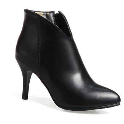 Contracted Temperament Pointed High-Heeled Shoes