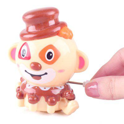 New Automatic Cartoon Mini Clown Clockwork Wind Up Toy for ChildrenClassic Toys<br>New Automatic Cartoon Mini Clown Clockwork Wind Up Toy for Children<br><br>Age: Above 3 Years<br>Available Color: Pink,Blue,Green,Purple,Brown,Orange<br>Material: Plastic<br>Package Contents: 1 x Toy Set<br>Package size (L x W x H): 10.00 x 10.00 x 10.00 cm / 3.94 x 3.94 x 3.94 inches<br>Package weight: 0.0500 kg<br>Type: Wind Up Toys