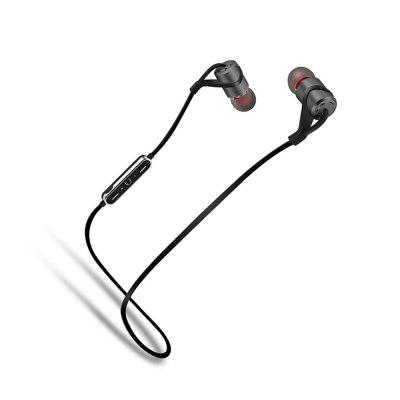 Sport Bluetooth Earphone With MIC Sweatproof Gym Wireless Earphones Bass Headphones For iPhone Samsung XiaomiBluetooth Headphones<br>Sport Bluetooth Earphone With MIC Sweatproof Gym Wireless Earphones Bass Headphones For iPhone Samsung Xiaomi<br><br>Audio: Stereo<br>Bluetooth mode: Headset<br>Bluetooth Version: 4.1<br>Chargeing Time: 1~2hour<br>Function: Song switch, Phone call answering, Multipoint connection, Support music<br>Package Contents: 1 x Bluetooth Earphone , 1 x USB Charging Cable , 1 x Earplugs , 1 x English and Chinese User manual<br>Package size (L x W x H): 11.50 x 11.50 x 4.50 cm / 4.53 x 4.53 x 1.77 inches<br>Package weight: 0.0850 kg<br>Transmission range: 10 meters