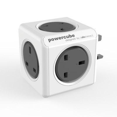 Powercube 7100GN-UKORPC 240 V Power Strip with 5-Way Socket
