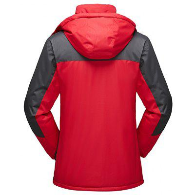 Mens Outdoor Professional Waterproof and Warm Climbing SuitMens Jackets &amp; Coats<br>Mens Outdoor Professional Waterproof and Warm Climbing Suit<br><br>Clothes Type: Trench<br>Materials: Polyester<br>Package Content: 1 X Coat<br>Package size (L x W x H): 1.00 x 1.00 x 1.00 cm / 0.39 x 0.39 x 0.39 inches<br>Package weight: 1.0000 kg<br>Size1: M,L,XL,4XL,2XL,3XL,5XL