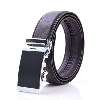 Fashion Casual Men Leather Belt