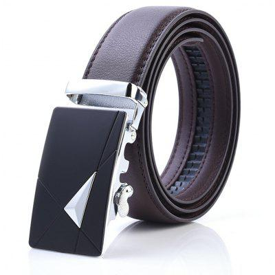 Men Fashion Casual Business Leather Belt