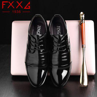 Smooth Business Dress ShoesFormal Shoes<br>Smooth Business Dress Shoes<br><br>Available Size: 38?39?40?41?42?43?44<br>Closure Type: Lace-Up<br>Embellishment: None<br>Gender: For Men<br>Occasion: Casual<br>Outsole Material: Rubber<br>Package Contents: 1xshoes(pair)<br>Pattern Type: Solid<br>Season: Summer, Winter, Spring/Fall<br>Toe Shape: Round Toe<br>Toe Style: Closed Toe<br>Upper Material: PU<br>Weight: 1.5600kg