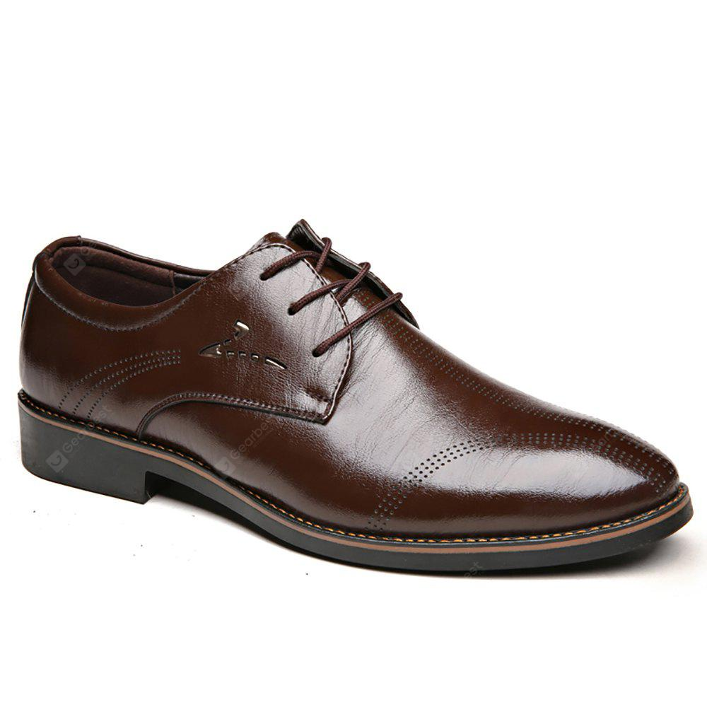 Business Casual Shoes Leather Shoes