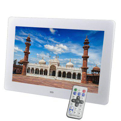 LD102 New 10.2 inch HD 1024 x 600 Digital Photo Frame Electronic Album Picture/Music/Video Full Function