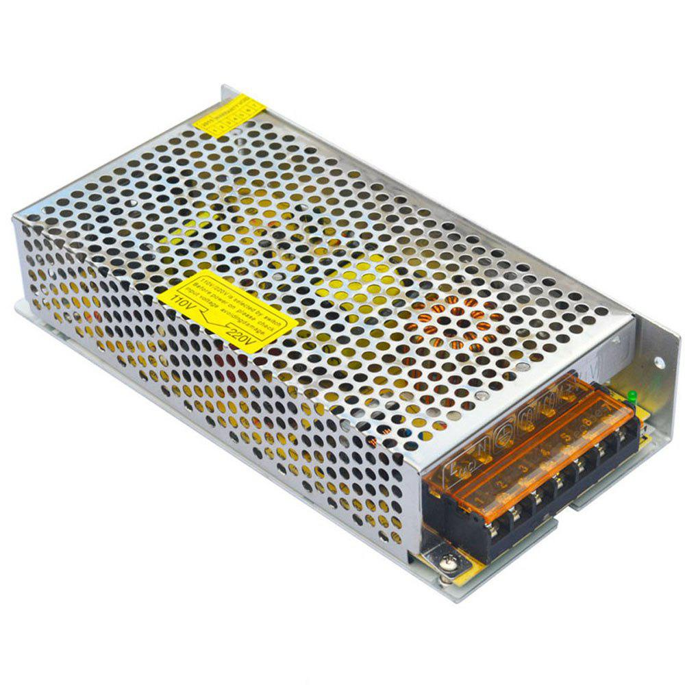 JIAWEN 10A 120W Switching Power Supply Driver for LED Strip AC 110 / 220V Input to DC 12V