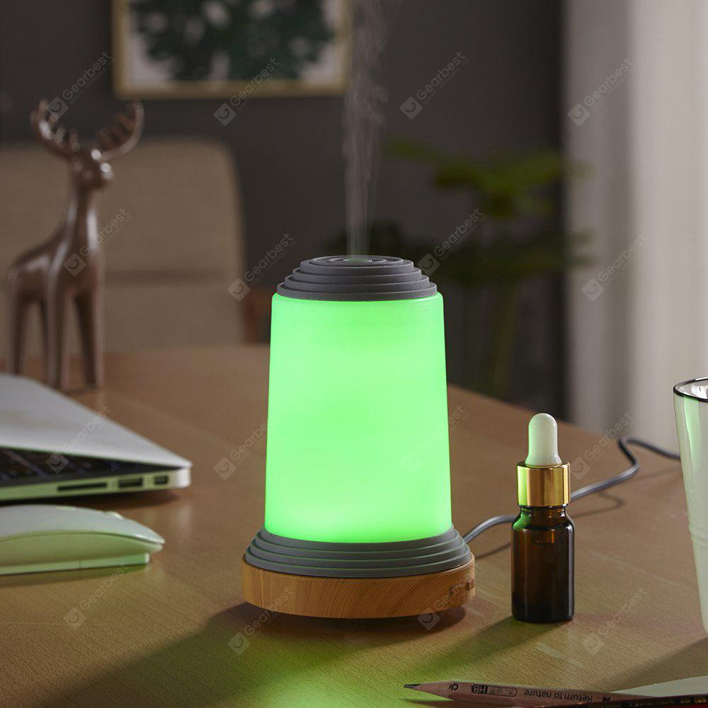 Zuoqi LED Colorful Light Tower Style Aroma Diffuser Aroma Essential Oil Diffuser