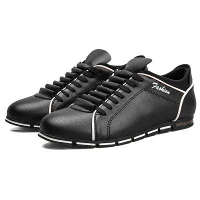 Men Casual Hiking Fashion Outdoor Spring Sport Leather Autumn ShoesMen's Sneakers<br>Men Casual Hiking Fashion Outdoor Spring Sport Leather Autumn Shoes<br><br>Available Size: 39-44<br>Closure Type: Lace-Up<br>Embellishment: None<br>Gender: For Men<br>Outsole Material: Rubber<br>Package Contents: 1x shoes (pair)<br>Pattern Type: Solid<br>Season: Winter, Spring/Fall<br>Toe Shape: Round Toe<br>Toe Style: Closed Toe<br>Upper Material: Leather<br>Weight: 1.2000kg