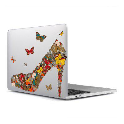 Computer Shell Laptop Case Película de teclado para MacBook Air 11.6 pulgadas 3D High Heels 29