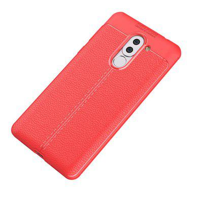 Cover Case for Huawei Honor 6X Luxury Original Shockproof Armor Soft Leather Carbon TPUCases &amp; Leather<br>Cover Case for Huawei Honor 6X Luxury Original Shockproof Armor Soft Leather Carbon TPU<br><br>Compatible Model: Huawei Honor 6X<br>Features: Back Cover, Button Protector, Anti-knock<br>Mainly Compatible with: HUAWEI<br>Material: TPU<br>Package Contents: 1 x Phone Case<br>Package size (L x W x H): 20.00 x 10.00 x 1.50 cm / 7.87 x 3.94 x 0.59 inches<br>Package weight: 0.0300 kg<br>Product weight: 0.0250 kg<br>Style: Silk Texture, Cool, Solid Color