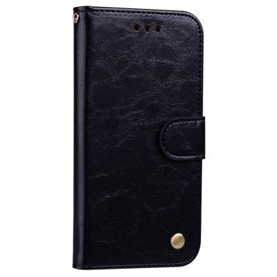 Cover Case For Samsung Galaxy Note 8 Oil Wax Pattern PU Leather Wallet CaseSamsung Note Series<br>Cover Case For Samsung Galaxy Note 8 Oil Wax Pattern PU Leather Wallet Case<br><br>Features: With Credit Card Holder<br>Material: PU Leather<br>Package Contents: 1 x Phone Case<br>Package size (L x W x H): 20.00 x 20.00 x 5.00 cm / 7.87 x 7.87 x 1.97 inches<br>Package weight: 0.0500 kg<br>Product weight: 0.0300 kg<br>Style: Vintage, Solid Color