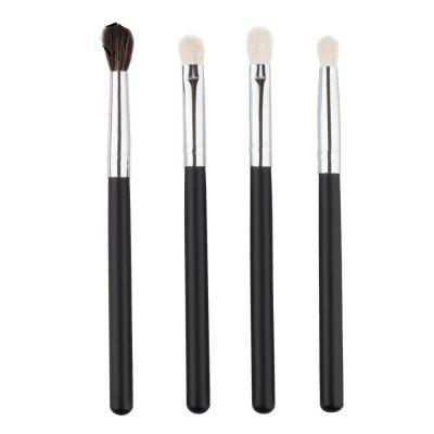 KESMALL CO226 Eye Makeup Brosses Kit 4pcs / ensemble