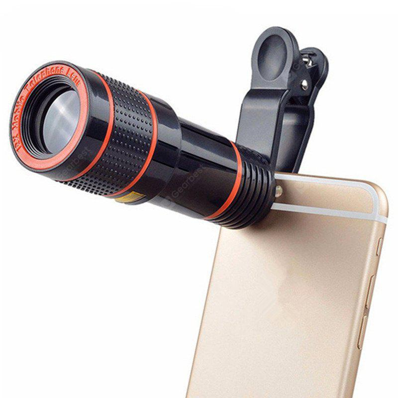 8 x Zoom Telephoto Lens with Phone Holder Ipad Tablet PC Laptops