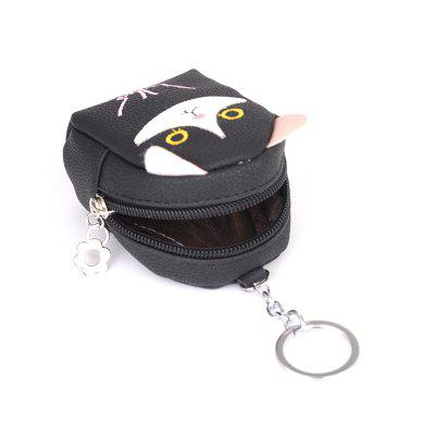 Mini Purse Pendant Creative Kitty Car Keychain Exquisite Bag StrapKey Chains<br>Mini Purse Pendant Creative Kitty Car Keychain Exquisite Bag Strap<br><br>Design Style: Fashion<br>Gender: Boys,Girls<br>Materials: PU<br>Package Contents: 1 x key chain<br>Package size: 5.00 x 8.00 x 3.00 cm / 1.97 x 3.15 x 1.18 inches<br>Package weight: 0.0530 kg<br>Stem From: Other<br>Theme: Other