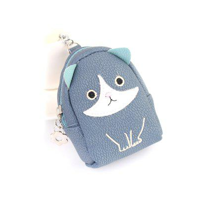 Mini Purse Pendant Creative Kitty Car Keychain Exquisite Bag Strap