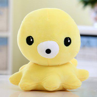 Octopus Style Soft Cotton Stuffed Toy