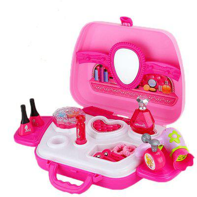 Dress Up Lovely Make Up Performance Toy Box