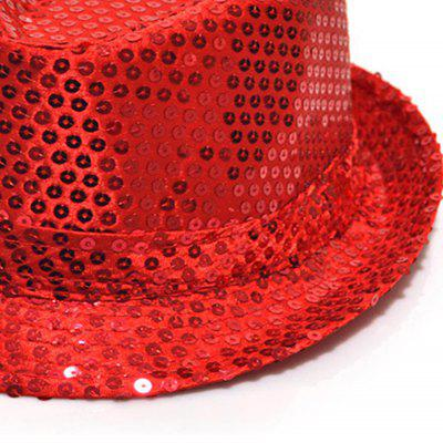 Bright Childrens Jazz HatWomens Hats<br>Bright Childrens Jazz Hat<br><br>Contents: 1 x Hat<br>Gender: Unisex<br>Material: Canvas<br>Package size (L x W x H): 20.00 x 20.00 x 5.00 cm / 7.87 x 7.87 x 1.97 inches<br>Package weight: 0.0310 kg<br>Pattern Type: Solid<br>Product weight: 0.0300 kg<br>Style: Punk, Gothic, Vintage, Fashion, Novelty, Formal, Casual<br>Type: Bowler Hat