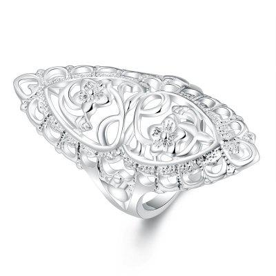 Silver Plated Sterling Ring for Ladies