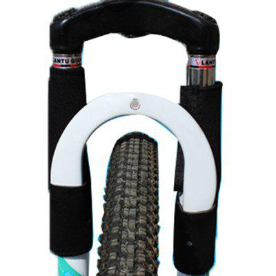 Bicycle Frame Protective Sleeve  Mountain Bike StickersBike Accessories<br>Bicycle Frame Protective Sleeve  Mountain Bike Stickers<br><br>Package Contents: 1 x Pair of Front Fork Sleeves<br>Package Dimension: 13.00 x 9.00 x 8.00 cm / 5.12 x 3.54 x 3.15 inches<br>Package weight: 0.2000 kg