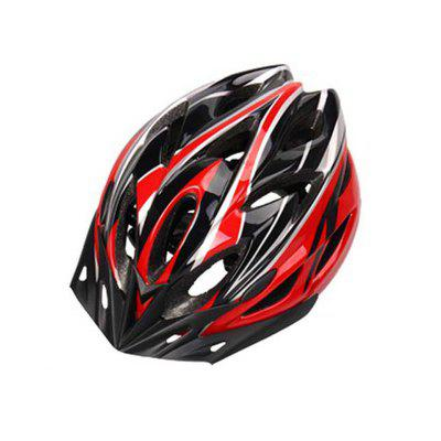 Bicycle Road Riding Mountain Bike Helmet Integrated Molding