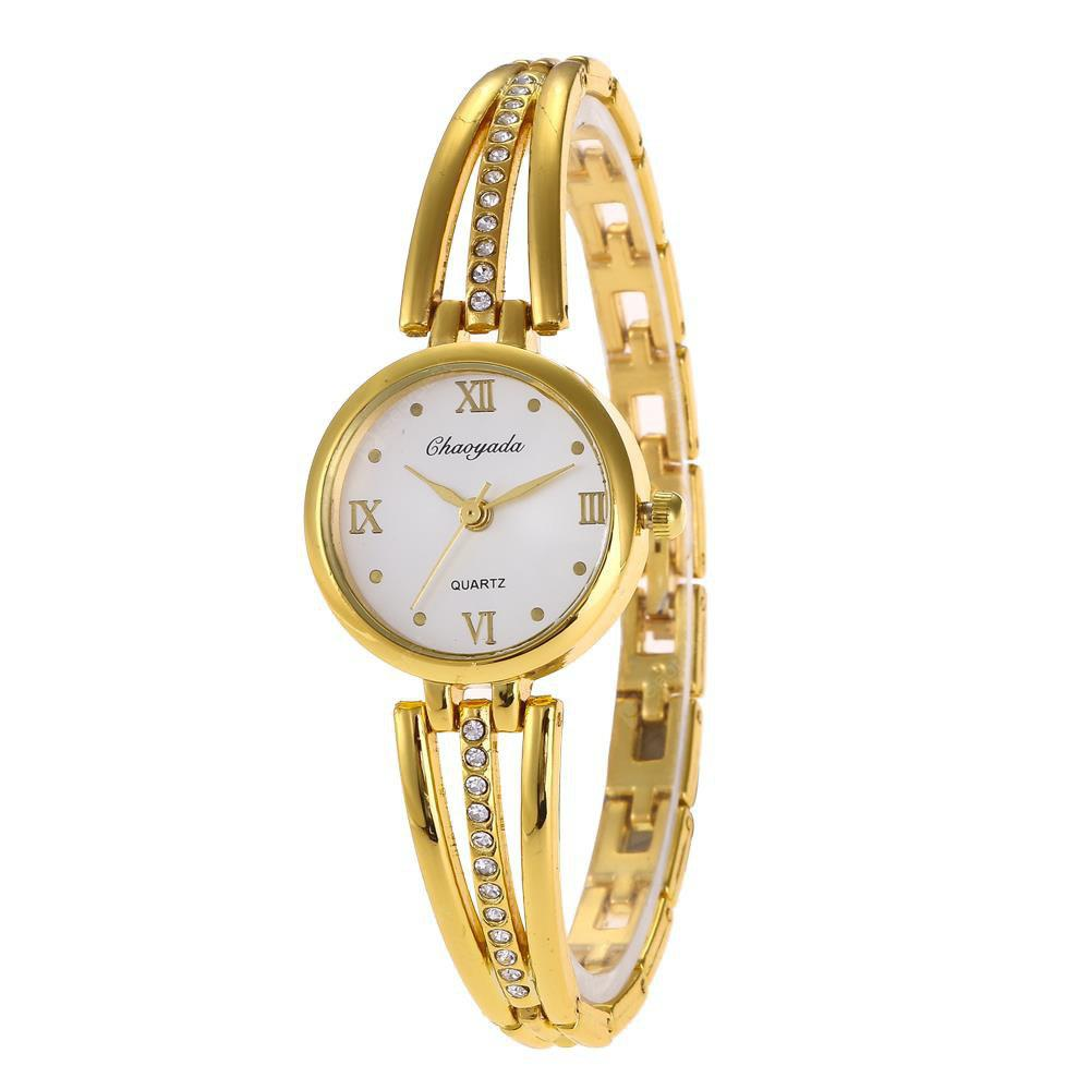 Chaoyada 8019 Fashionable Simple Style Watch para senhoras