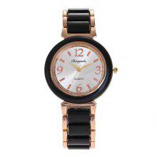 Chaoyada 8020 Round Dial Women Watch coupons