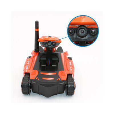 Parrokmon YD211 WiFi  Car with Camera FPV Tank