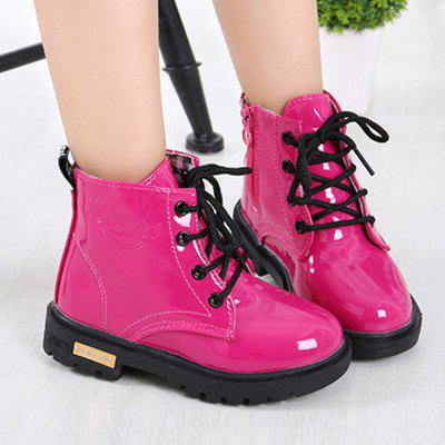 Little Middle Age Children Boots Boy and Girl Hot Sale Waterproof Martin BootsGirls shose<br>Little Middle Age Children Boots Boy and Girl Hot Sale Waterproof Martin Boots<br><br>Available Size: 21 22 23 24 25 26 27 28 29 30 31 32 33 34 35 36<br>Embellishment: Shoelace<br>Gender: Unisex<br>Item Type: Boots<br>Package Contents: 1 x Pair of Shoes<br>Package weight: 0.5000 kg<br>Seasons: Winter,Spring/Fall<br>Upper Material: PU