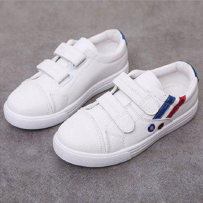 Children Fashion Style Non-slip Casual ShoesGirls shose<br>Children Fashion Style Non-slip Casual Shoes<br><br>Available Size: 26 27 28 29 30 31 32 33 34 35 36 37<br>Embellishment: Pattern<br>Gender: Unisex<br>Item Type: Children Casual Shoes<br>Package Contents: 1 x Pair of Shoes<br>Package weight: 0.5000 kg<br>Seasons: Summer,Winter,Spring/Fall<br>Upper Material: Cloth