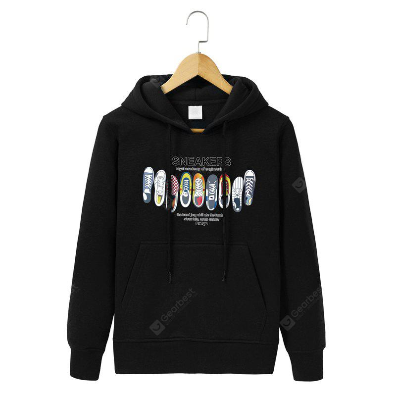 Mens Youth Student Couples Hoodie