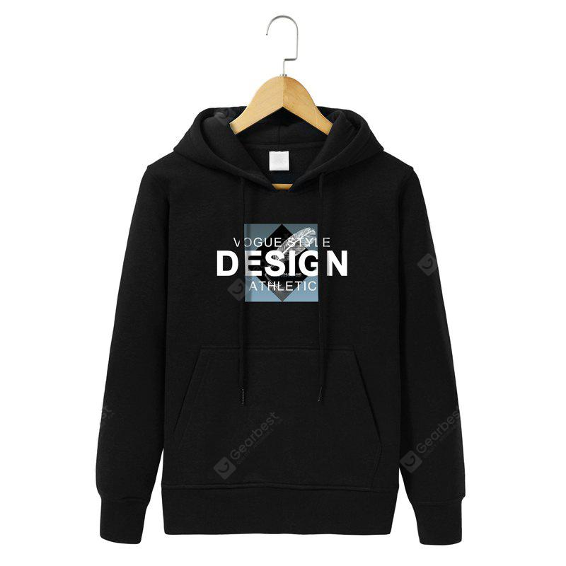 Men Spring New Young Students Hoodie