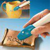 Mini Engraving Pen Electric Carving Pen Machine Graver Tool Engraver with Replacement Nozzle - WHITE