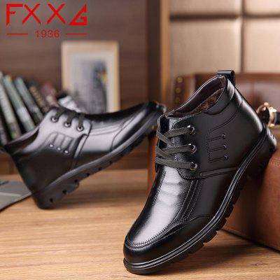 Plush Warm Leather Business Leather ShoesFormal Shoes<br>Plush Warm Leather Business Leather Shoes<br><br>Available Size: 38?39?40?41?42?43?44<br>Closure Type: Lace-Up<br>Embellishment: None<br>Gender: For Men<br>Occasion: Casual<br>Outsole Material: Rubber<br>Package Contents: 1xshoes(pair)<br>Pattern Type: Solid<br>Season: Summer, Winter, Spring/Fall<br>Toe Shape: Round Toe<br>Toe Style: Closed Toe<br>Upper Material: Microfiber<br>Weight: 1.5600kg