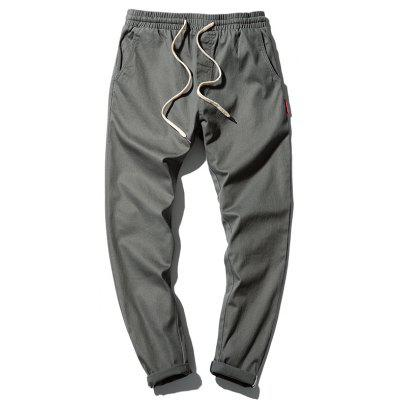 Men Loose Casual Pants