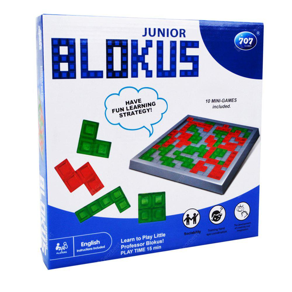Blokus Board Game Educational Toy