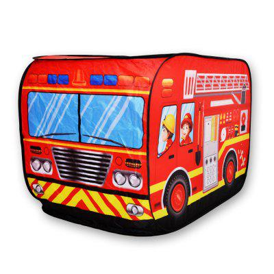 Fire Truck Playhouse Tent Toy